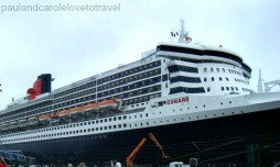 cruise on the Queen Mary 2