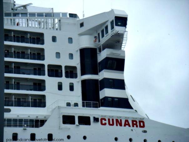 Famous Cunard Cruise Line