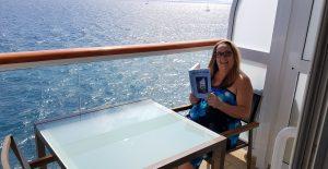 9194 Balcony cabin Explorer 2 Marella Paul and Carole