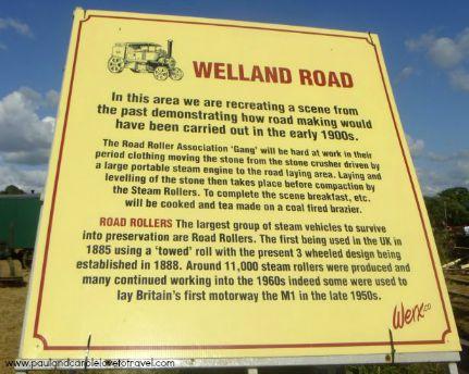 Welland Road information