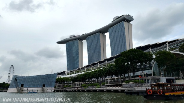 What Is It Really Like To Stay At The Marina Bay Sands Hotel