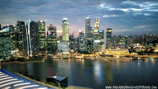 Marina Bay Sands Hotel top travel tips Singapore