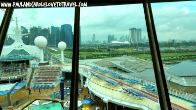Cruising around Asia on the Mariner of the Seas. Ship and port reviews. #singapore #malaysia #thailand #phuket #penang #langkawi #port #klang #paul #carole #love #travel #cruise #royal #Caribbean #mariner #seas
