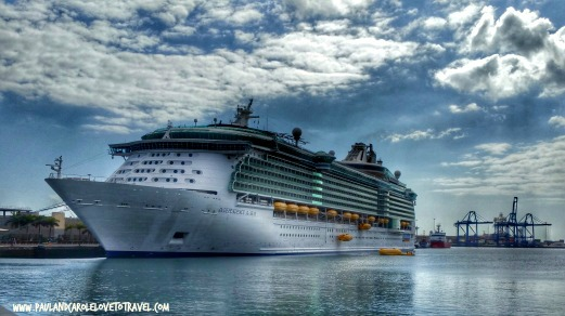Las Palmas Cruise Port Information