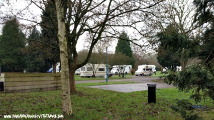 Campsite Review Bath Marina and Caravan Park