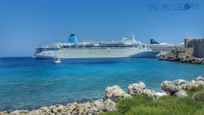 Marella cruises thomson dream cruise ship walls dock port information review