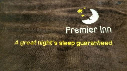 Premier Inn Sandling Maidstone bed room comfort hotel accomodation