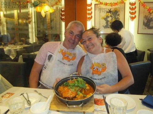 chilli crab jumbo's clarke quay travel tips singapore
