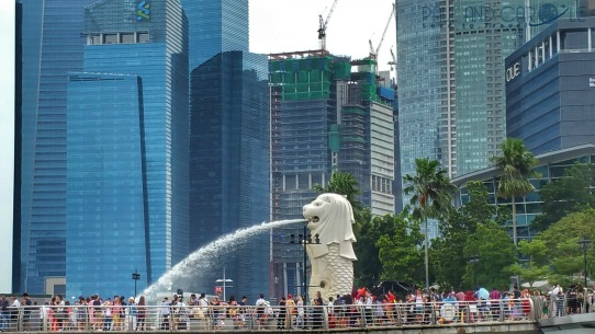 merlion what to do top travel tips singapore