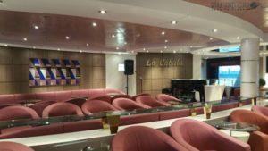 MSC Opera cruise ship lounges La Cabala