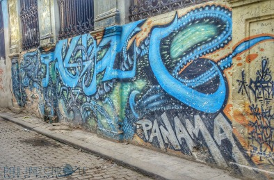 street art Havana Guide Cuba Paul and Carole Hooters and Habaneros #cuba #havana #guide #information #review #tips #travel #travelling #Caribbean #island #destination #classic #cars #advice #stay #blog #post #bloggers