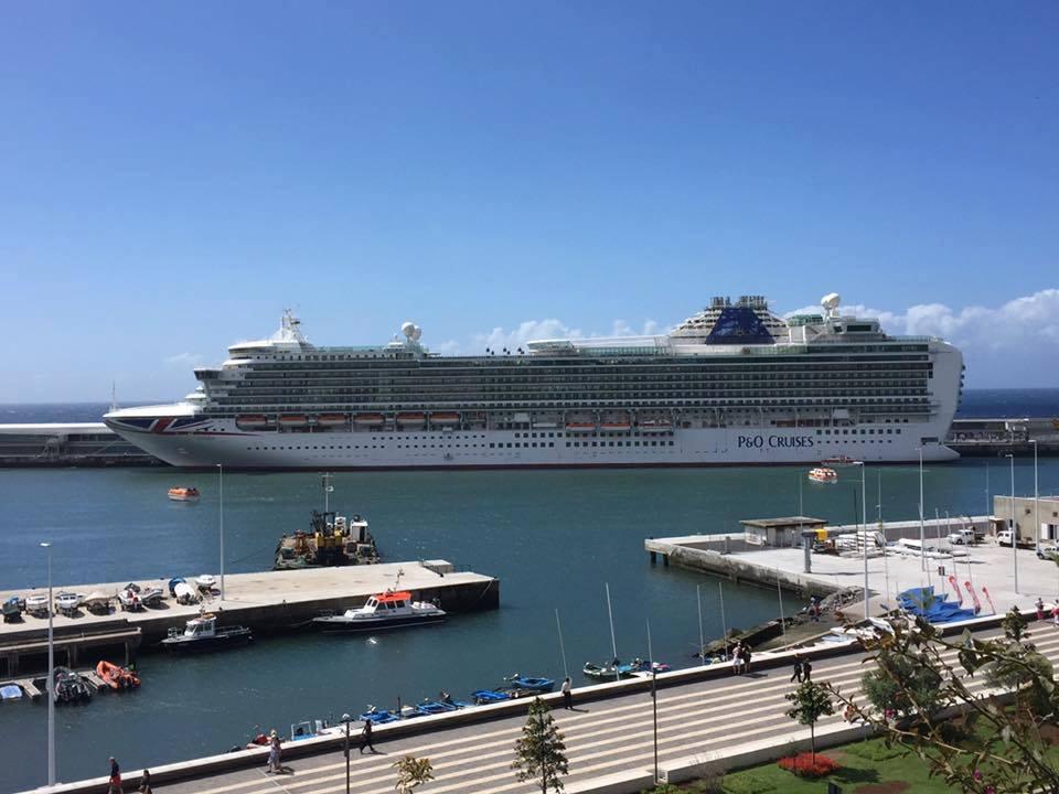 Paul Carole Love Travel P&O cruises guest post cruise blogger Azura Madeira