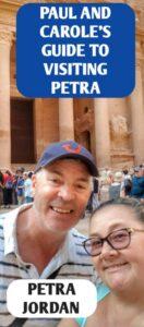 Paul and Caroles guide to Petra #thelostcity #roseredcity #visitjordan #wondersoftheworld