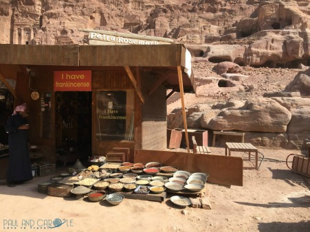 frankincense shop at petra #roseredcity #thelostcityofpetra #paulandcarole #marella #cruise #excursion
