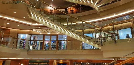 P&O Oceana - duty free shops #shopping #shoppersparadise #gifts #presents #souvenirs #oceana #cruising