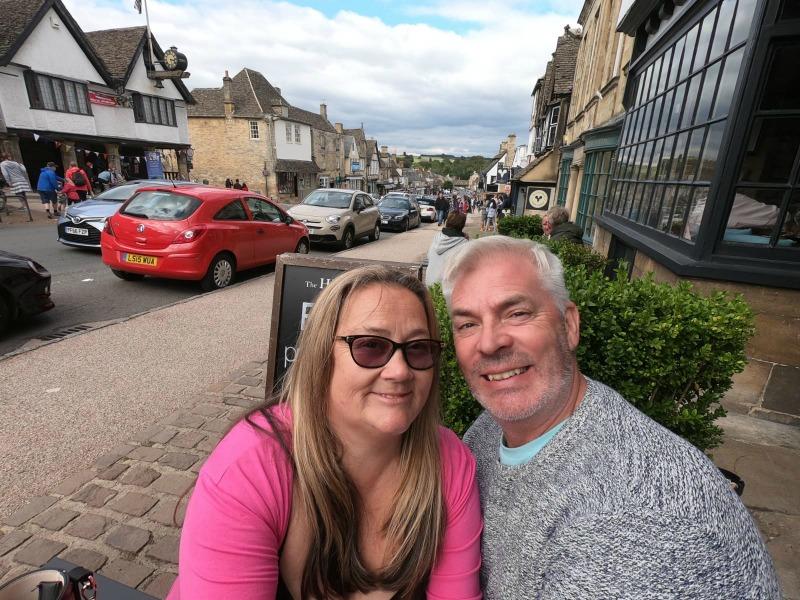 Paul and Carole Burford High Street