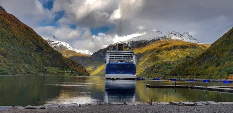 Marella Discovery Cruise ship Norway videos
