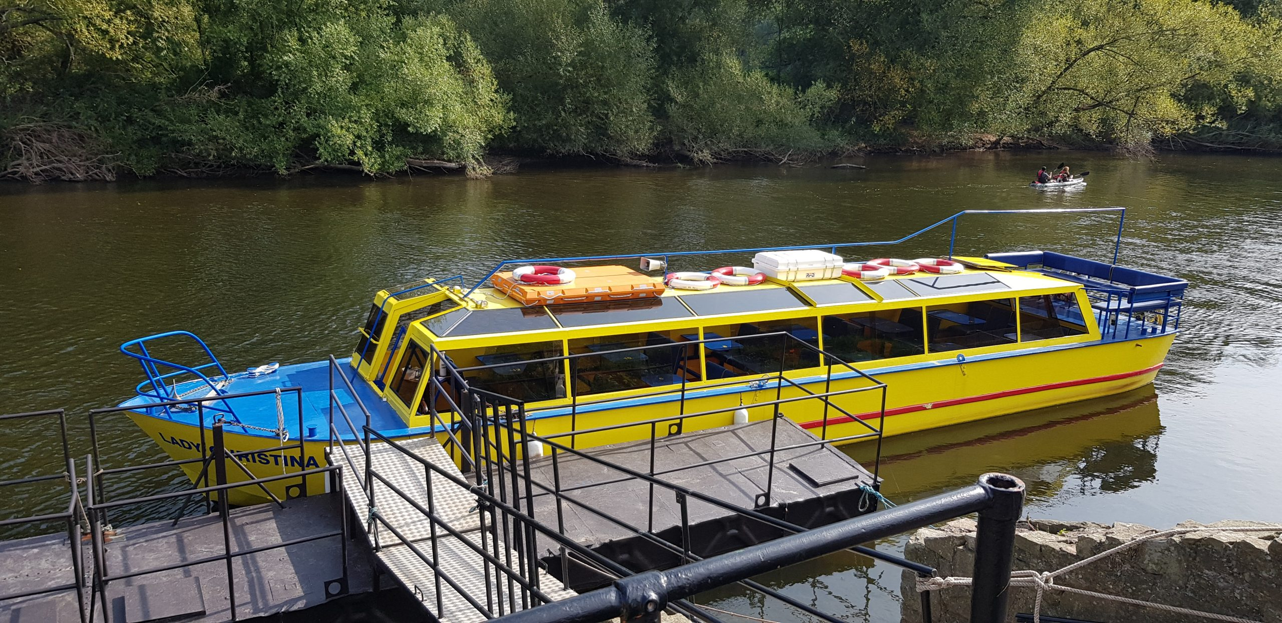 river cruises boat trips river wye valley herefordshire