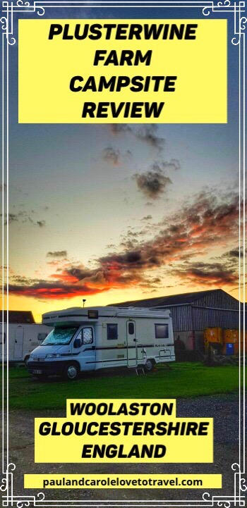 Pin Plusterwine Farm Campsite