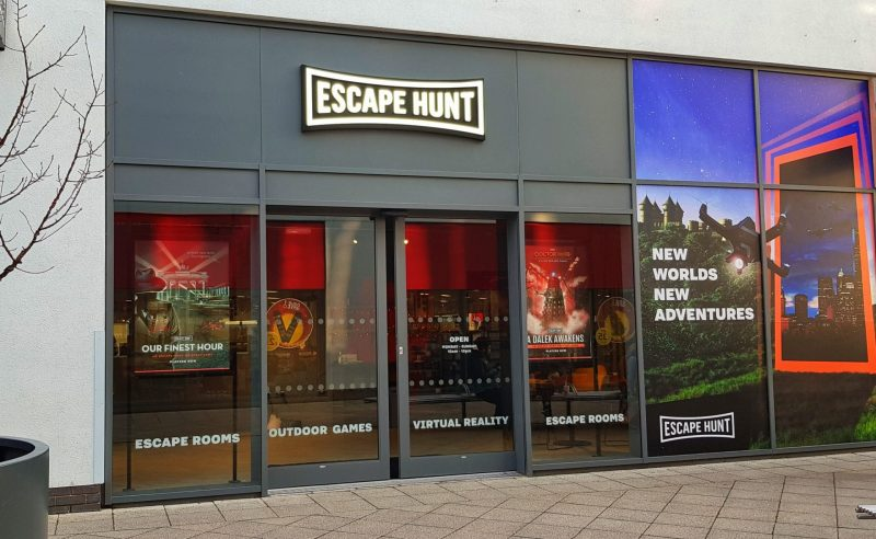Escape Room UK Cheltenham