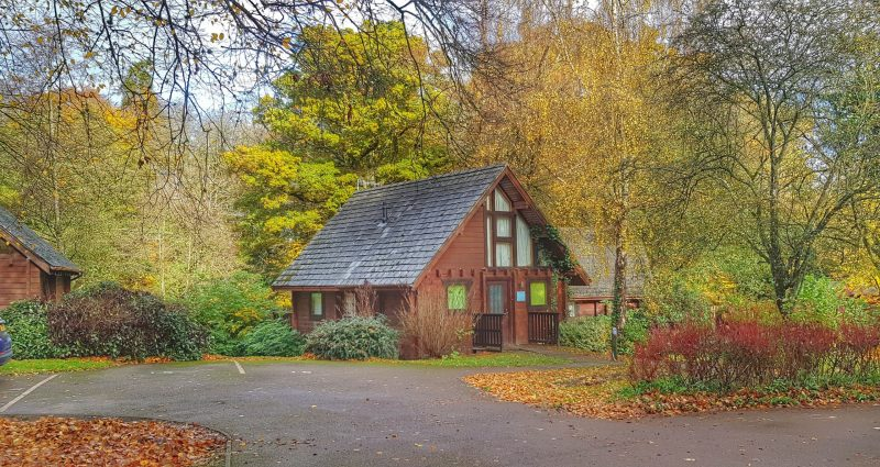 self catering accommodation whitemead forest park forest of dean
