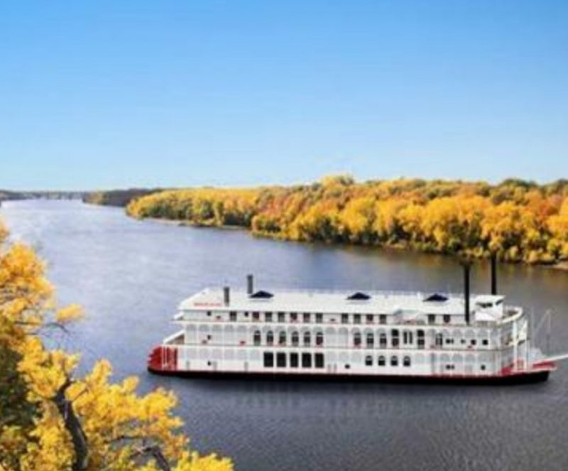 Mississippi River Cruise American Queen