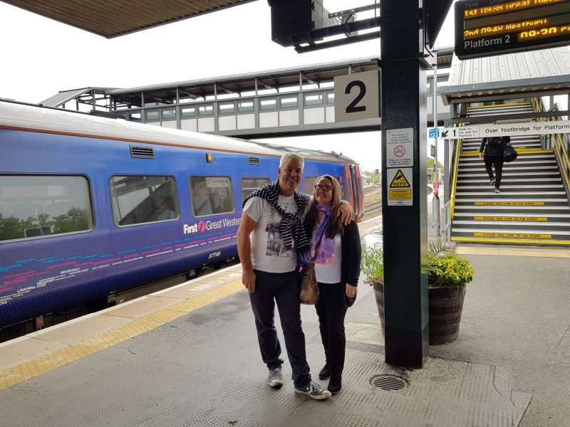Why to use a Travel Agent Paul and Carole Love to Travel