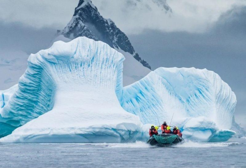 Antarctica Ice Hurtigruten