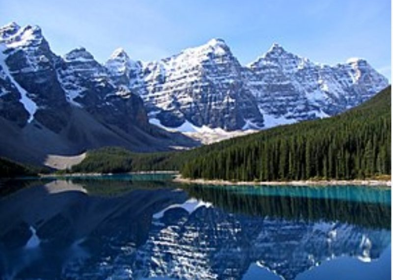 Canada Rocky Mountains