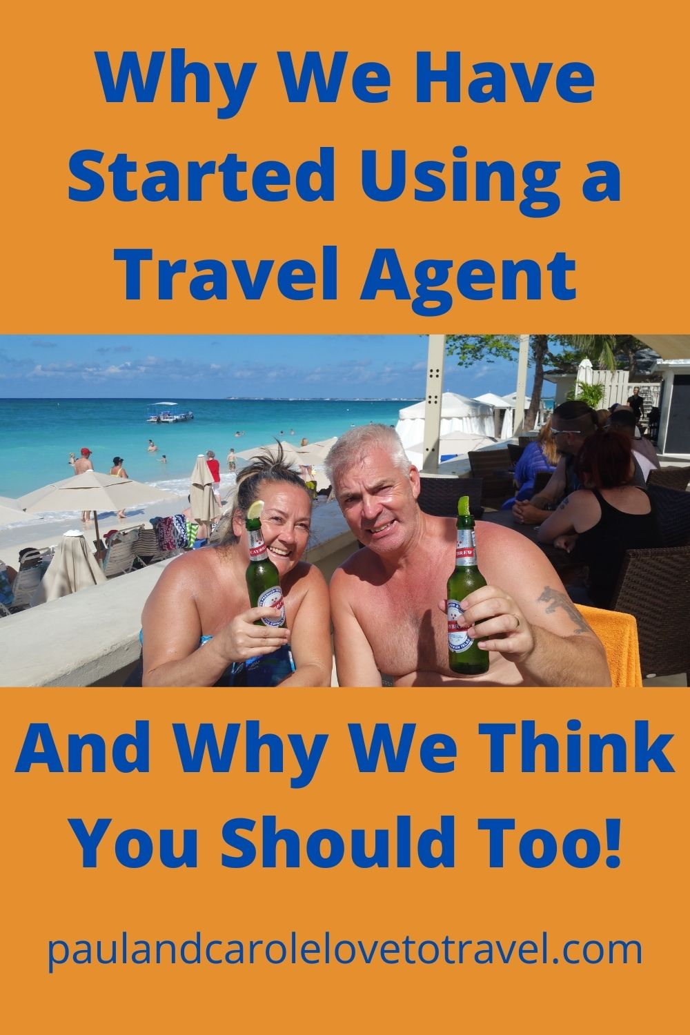 Pin Why to use a Travel Agent Paul and Carole Love to Travel