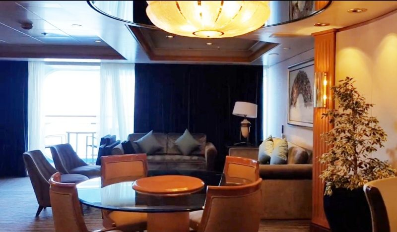 Discovery Suite Marella Discovery Cruise Ship Cabin