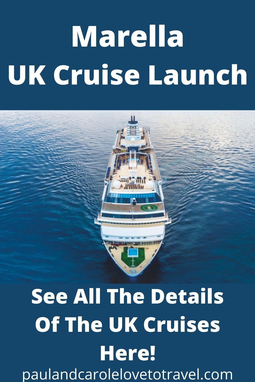 Marella UK Cruise Launch cruises from Southampton and Newcastle
