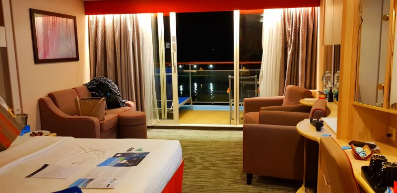 Junior Suite Marella Discovery Cruise Ship Cabin