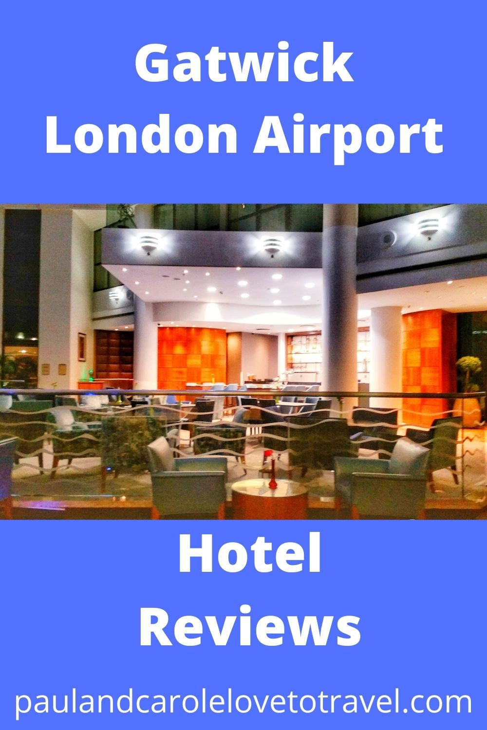 Gatwick Airport London Hotel Reviews Find out some hotel options for a pre or post holiday stay. #Gatwick #airport #hotels #London