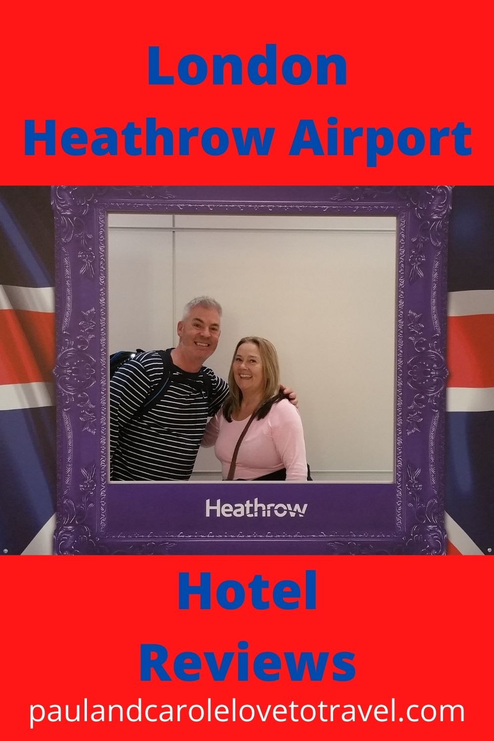 Heathrow Airport London Hotel Reviews. Find out where to stay pre or post your flight from Heathrow Airport London. #Travel #Airport #Heathrow #Hotels #flights #paulandcarole