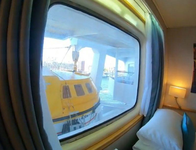 obstructed oceanview outside cabin fred olsen braemar