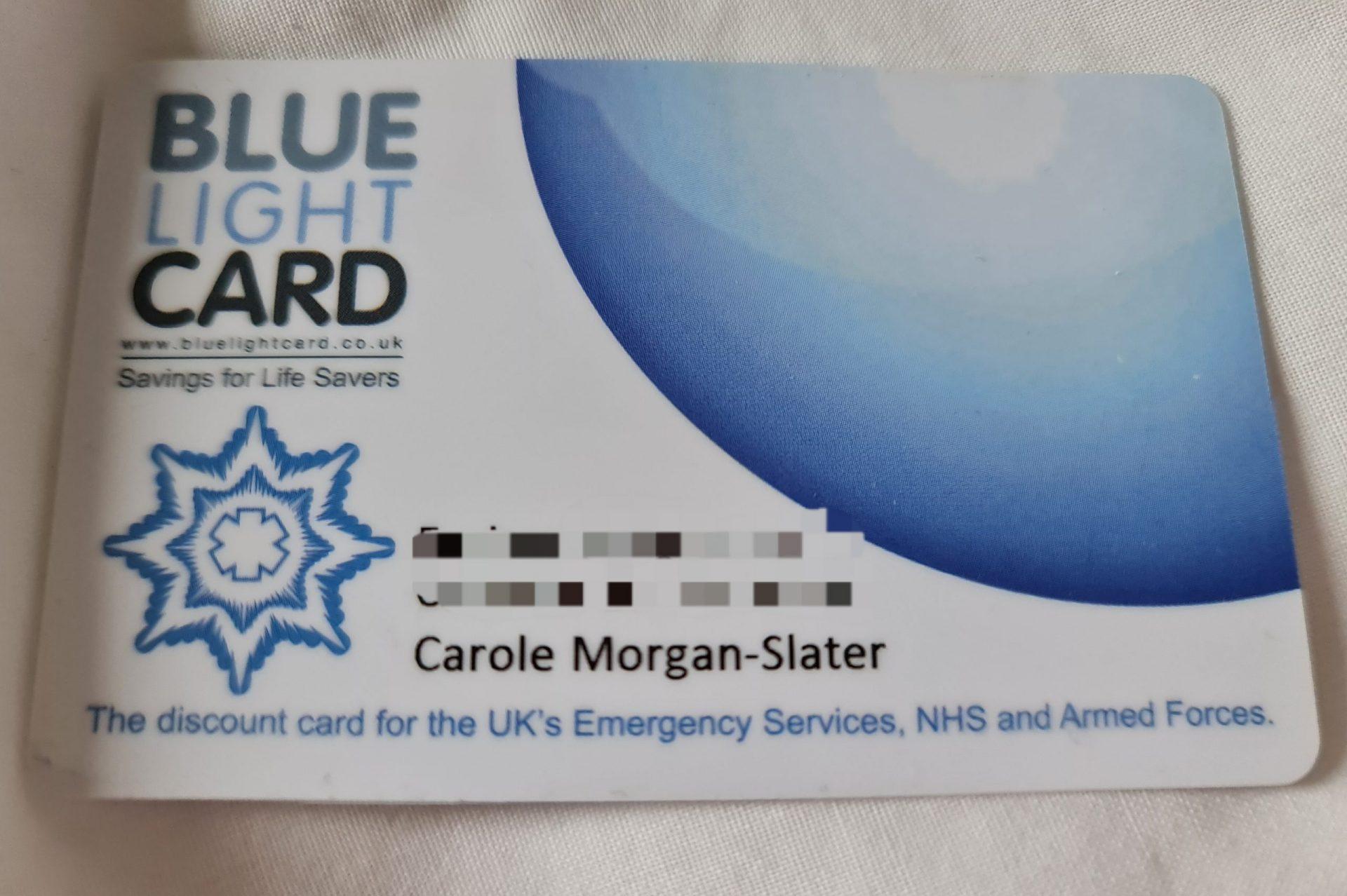 Blue Light Card save money on cruises discounts