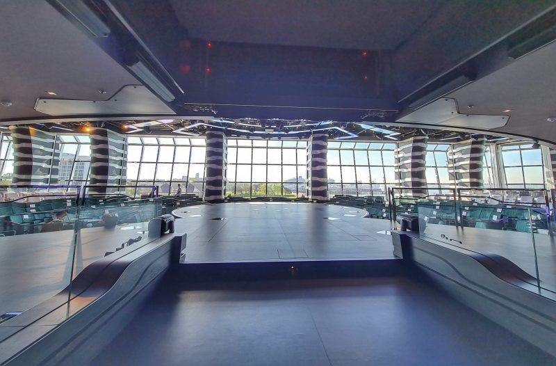 Carousal Lounge MSC Virtuosa cruise ship review