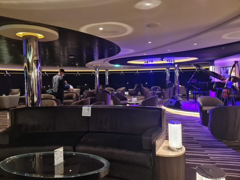 Sky Lounge MSC Virtuosa Cruise Ship