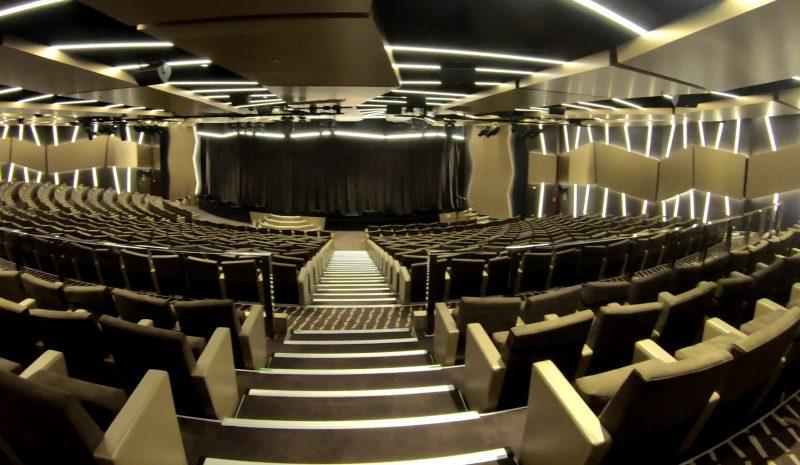 Le Grand Theatre MSC Virtuosa Cruise Ship