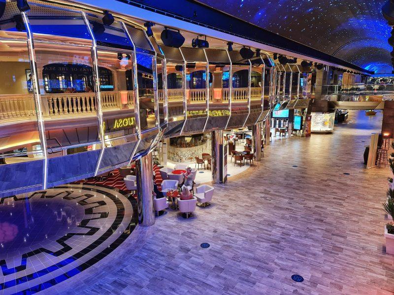 Virtuosa Galleria MSC cruise ship